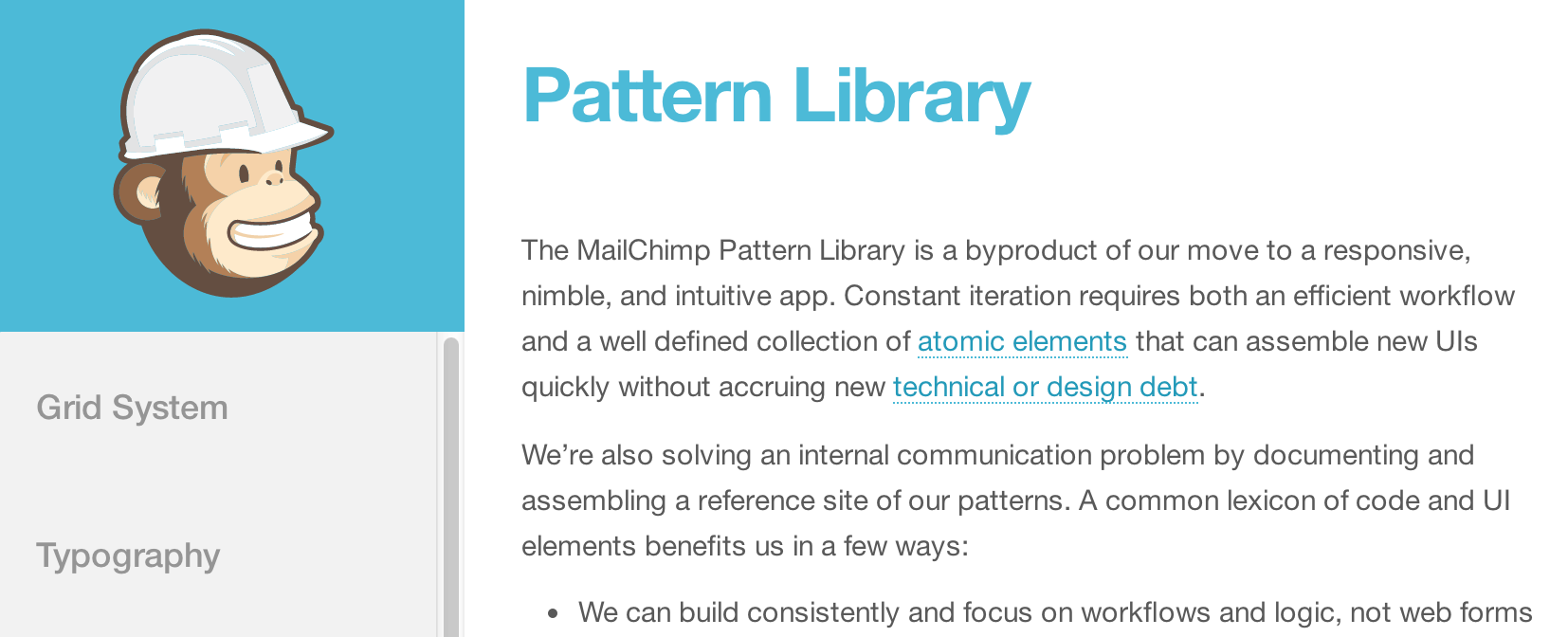 Pattern_Library___MailChimp
