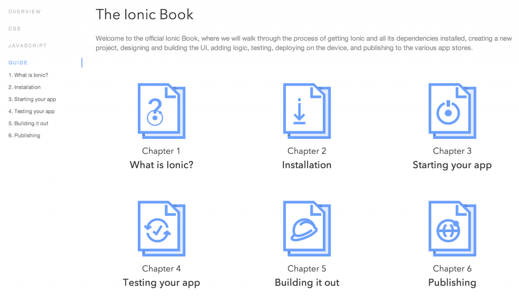Ionic_Book__Table_of_Contents_-_Ionic_Framework