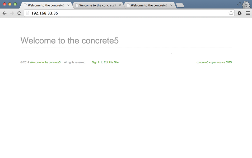 Welcome_to_the_concrete5____ホーム
